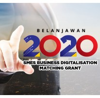 Matching Grant Malaysia up to RM5000 for SME