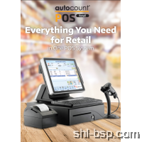 AutoCount POS V5.0 (Standard Edition)
