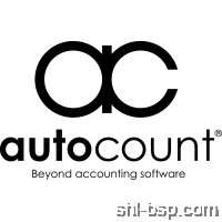 AutoCount V2 Module: Default Account Book