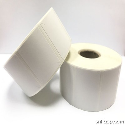 Barcode Label (1 Inch Core) 35MM(W) X 25MM(H) 1000PCS/R Blank (Thermal)