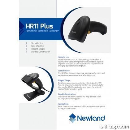 Newland HR-1150 Plus 1D Imager Handheld Barcode Scanner