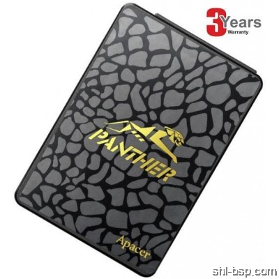 Apacer AS340 Panther SATA III 120GB Solid State Drives (SSD)