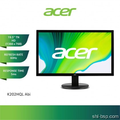 """Acer K202HQL abi Monitor (19.5"""")"""