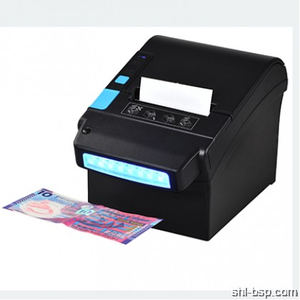 Thermal Receipt Printer With Fake Money Detector
