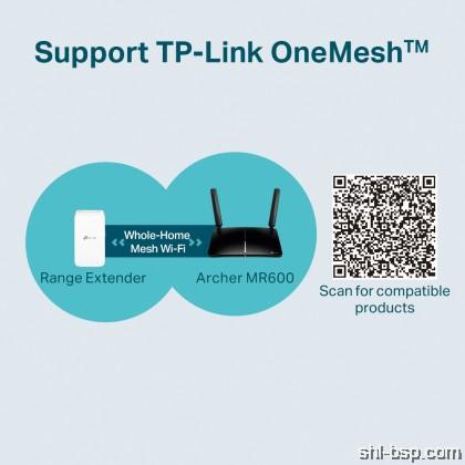 TP-Link Archer MR600 4G+Cat6 AC1200 Wireless Dual Band Gigabit Router(Sim Card)