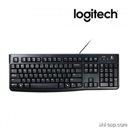 Logitech K120 Media Keyboard